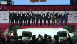 CHP, Edirne'de adaylarını tanıtacak