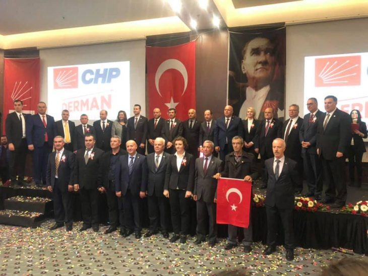 CHP Belediye Başkan Adaylarını Tanıttı…