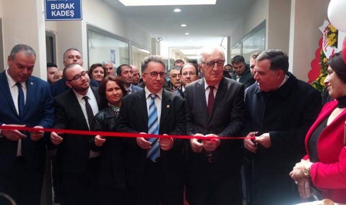 Bitikli Mühendislik Bürosu Açıldı