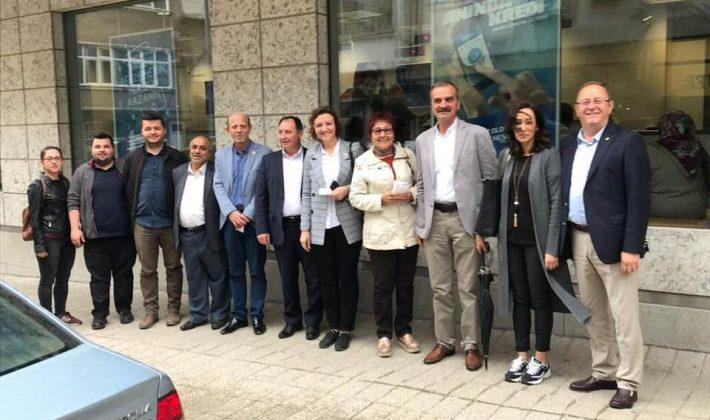 CHP Keşan'dan Ekrem İmamoğlu'na Maddi Destek…