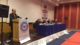 TASK'ın 41.Başkanlar Kurulu Antalya'da Toplandı
