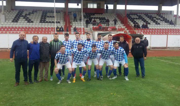 Keşan İdmanyurdu Aslıhanspor'u 6-1 yendi