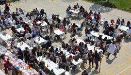 Mehmet Akif Ersoy Lisesi'nin 8. Bahar Şenliği Gerçekleştirildi.
