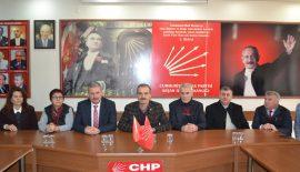 AKP'den CHP'ye Ziyaret…