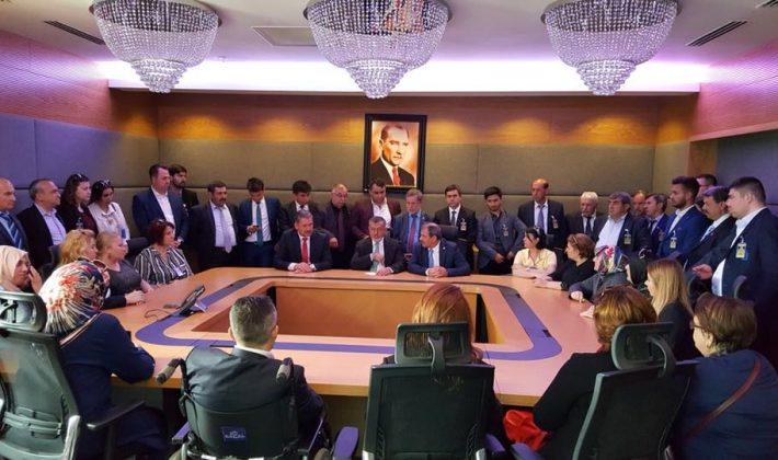 Boyalık, Ankara ziyaretini değerlendirdi