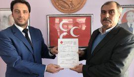 Hüseyin Yıldırım MHP'den Keşan Belediye Başkan Aday Adayı Oldu