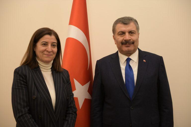 """Fatma Aksal: """"Türkiye sağlık yatırımları konusunda Cumhuriyet tarihinin en verimli dönemini yaşıyor"""""""