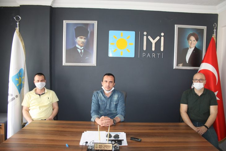 Sarıkeçe Kadıköy'de görülen coronavirüs vak'aları hakkında konuştu