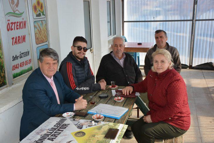 Kent Müzesi Bilgilendirme Toplantıları 1.tur ziyaretleri tamamlandı