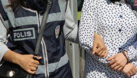 Araması olan  Tunuslu Kadın Keşan'da bir hotelde yakalandı