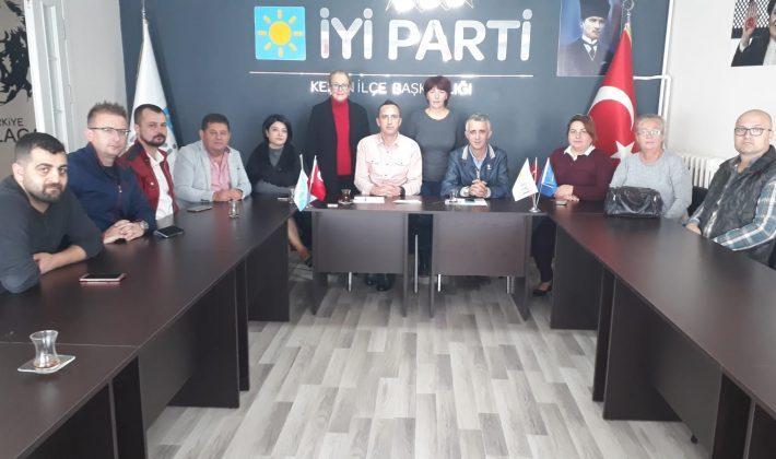 İYİ Parti Keşan İlçe Başkanlığı 10 Kasım akşamı Atatürk için mevlid okutacak