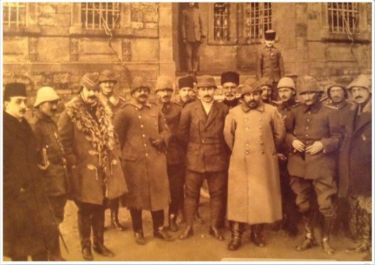 Atatürk'ün Keşan ziyareti fotoğrafı…