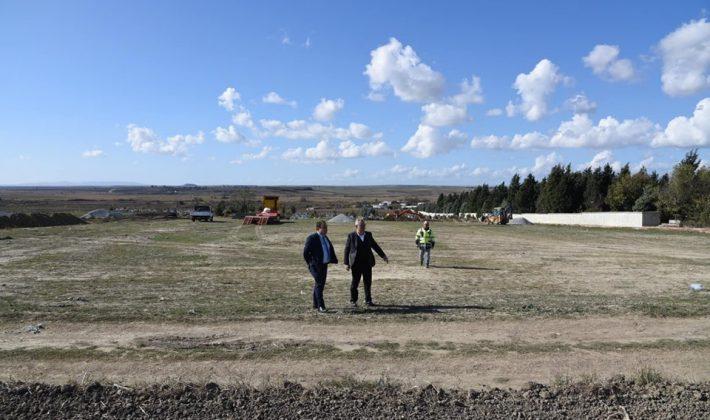 Asri Mezarlık'ta yeni mezar alanları açılacak