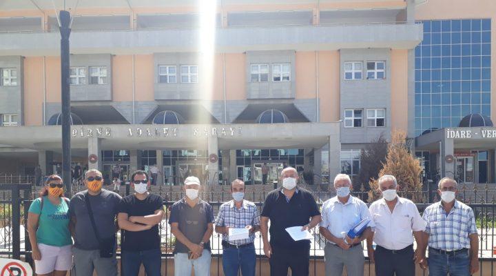 Sazlıdere FSRU Limanı olumlu ÇED Raporu için iptal davası açıldı