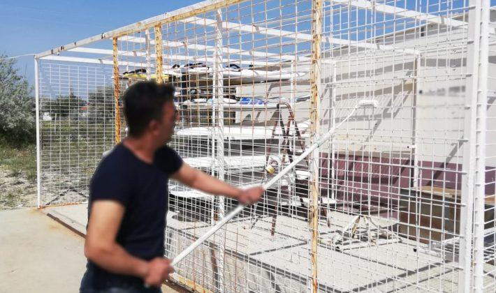 Andaç Gedik'ten Yelken Kulübü Binası'ndaki Yaz Hazırlıkları İle İlgili Açıklama