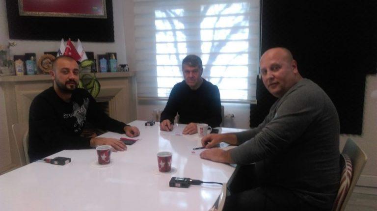 Spor Zamanı'nın bu haftaki konukları Osmanlıspor Başkanı Çağrı Muştu ve Teknik Sorumlu Serkan Pala oldu
