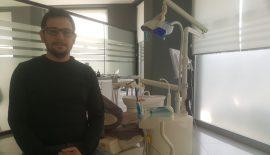 Eren Uslu, Özel Diş Kliniği açtı
