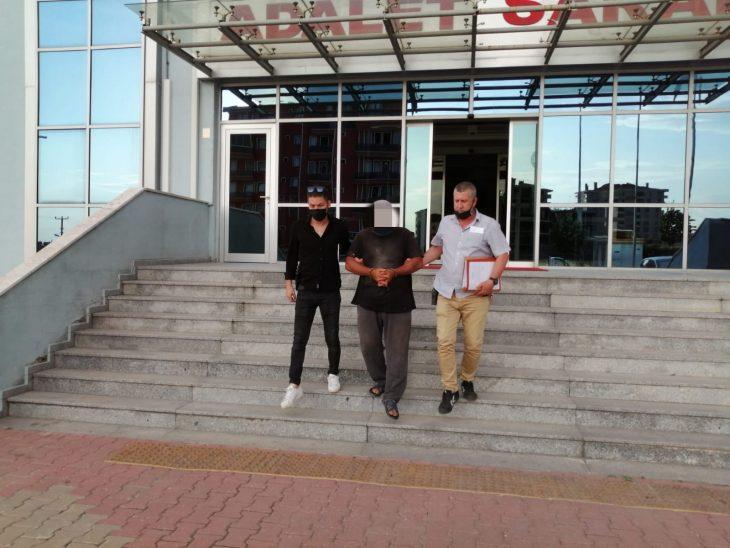 Fuhuşa Aracılık ve yer temin etmekten 38 yıl cezası bulunan kişi Keşan'da yakalandı