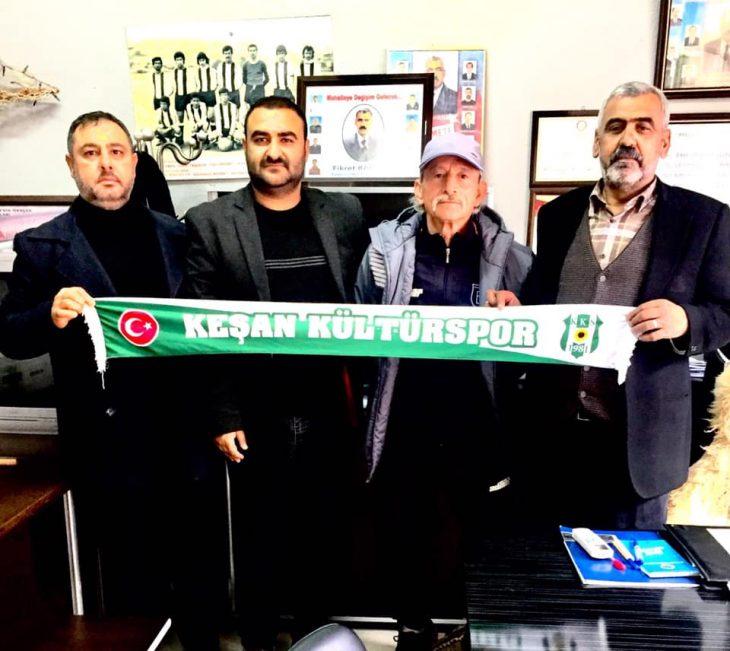 Kültürspor Ahmet Erol ile yolları ayırdı