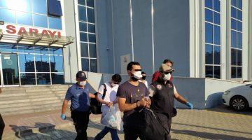 Keşan'da yakalanan Futbolda Kumpas Sanıklarına ağır ceza…