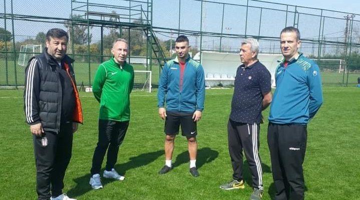 Fenerbahçeli Gökhan Emreciksin Lüleburgazsporda