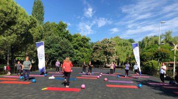 Keşan Belediyesi'nin Spor Etkinliği Başladı
