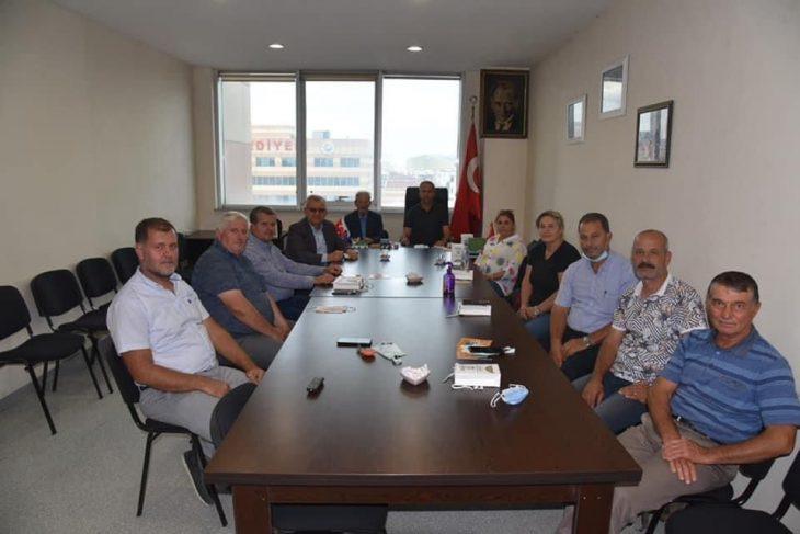 Helvacıoğlu, Keşan Belediyesi'nin 1 haftalık faaliyetleriyle ilgili bilgilendirdi