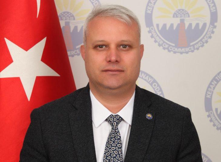 Keşan TSO Yönetim Kurulu Üyesi Ataklı: ''Ramazan Alışverişini Yerel Esnaftan Yapalım, Bölgemiz Kazansın''