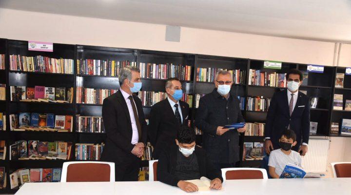 Keşan Belediyesi Kütüphanesi hizmete girdi