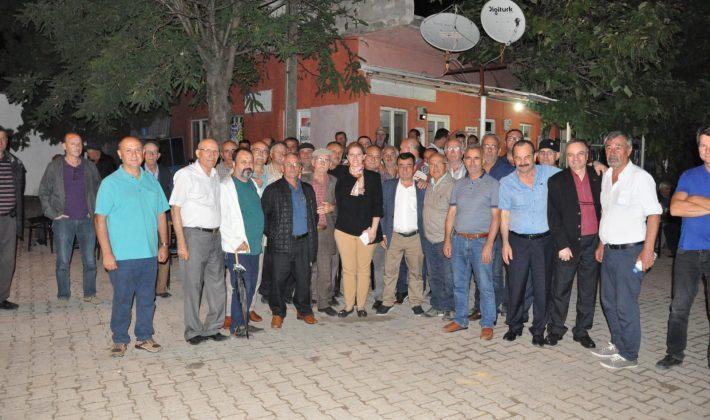 CHP Edirne Milletvekili Adayı Yakup Atalay'ın seçim çalışmaları son hızla devam ediyor