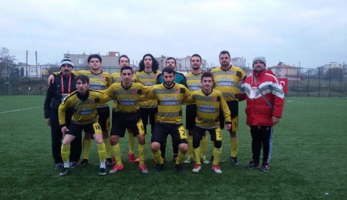 Edirne 1.Amatör Lig'de Haftanın Toplu Sonuçları ve Puan Durumu