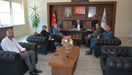 Mustafa Helvacıoğlu Basın Toplantısında Önemli Konulara Dikkat Çekti