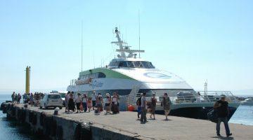 Kabatepe-Gökçeada feribot hattında yarın yapılacak 2 sefer iptal edildi
