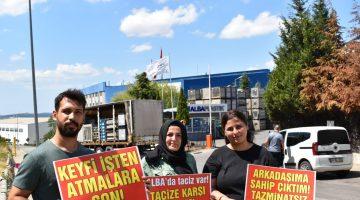 Taciz'e Uğrayan ve İşten Atılan O İşçiler Konuştu