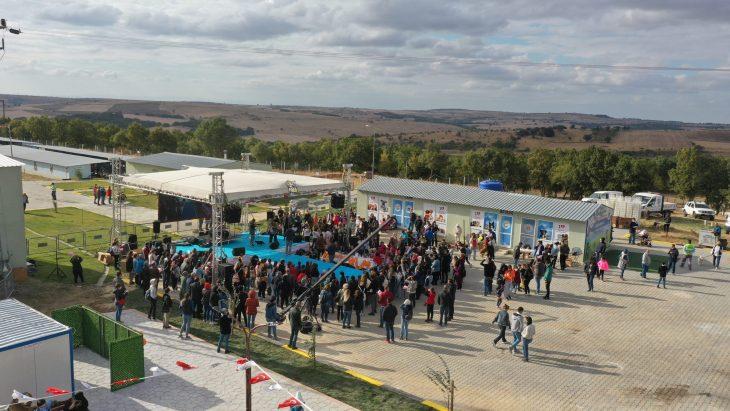 Keşan'da Trakya Pet Fest başladı