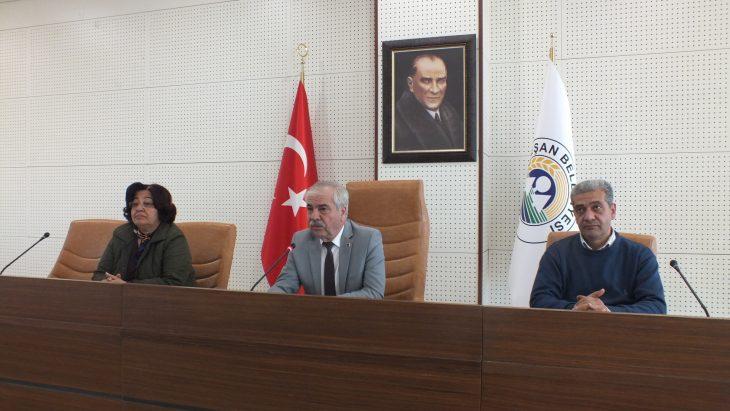 GÜNEKAB Meclisi toplandı