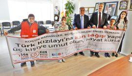 Kan Bağışı Kulubü kampanya başlattı