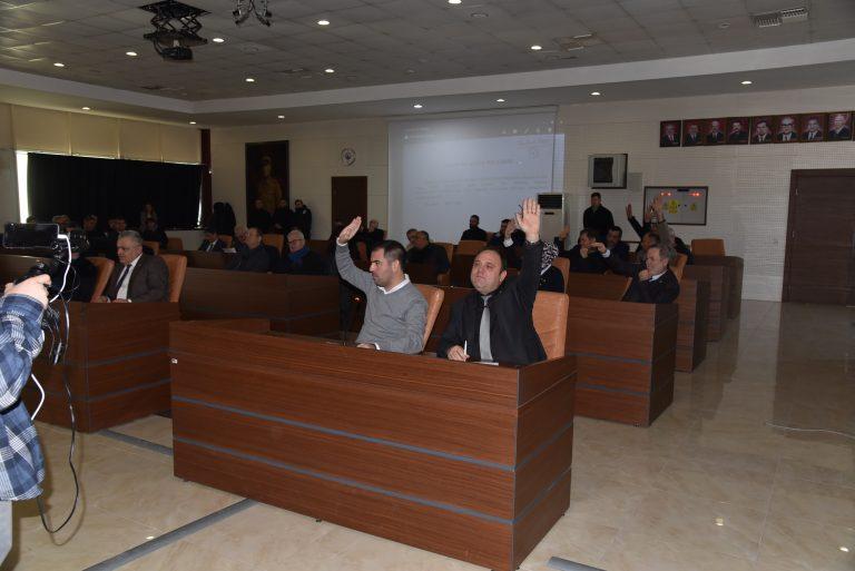 Keşan Belediye Meclisi'nden 2020'in İlk Mesaisi