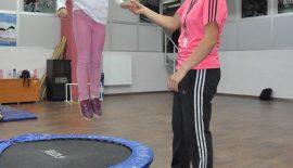 Keşan Belediyesi'nin Çocuk Jimnastik Kursu büyük ilgi görüyor