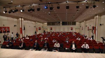 Keşan Belediye Meclisi Haziran Ayı Olağanüstü Toplantısı Yapıldı.