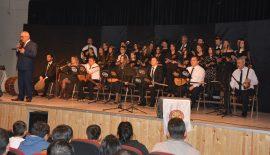 Keşan Belediyesi Türk Halk Müziği Korosu Konseri büyük beğeni topladı