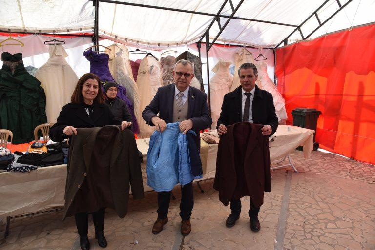 Keşan Belediyesi Sosyal Hizmet Çadırı 24 Ocak'a kadar açık kalacak.