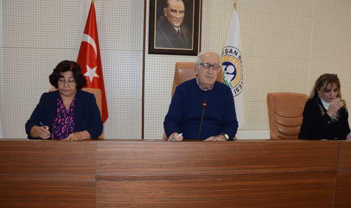 Keşan Belediye Meclisi 2018 Yılının Son Toplantısını Gerçekleştirdi.