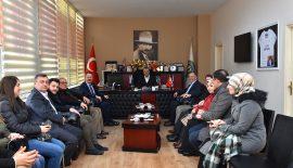 Mestan Özcan'dan Ulaş Yurdakul'a Ziyaret…