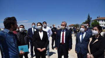 Keşan'da maske takma zorunluluğu getirildi
