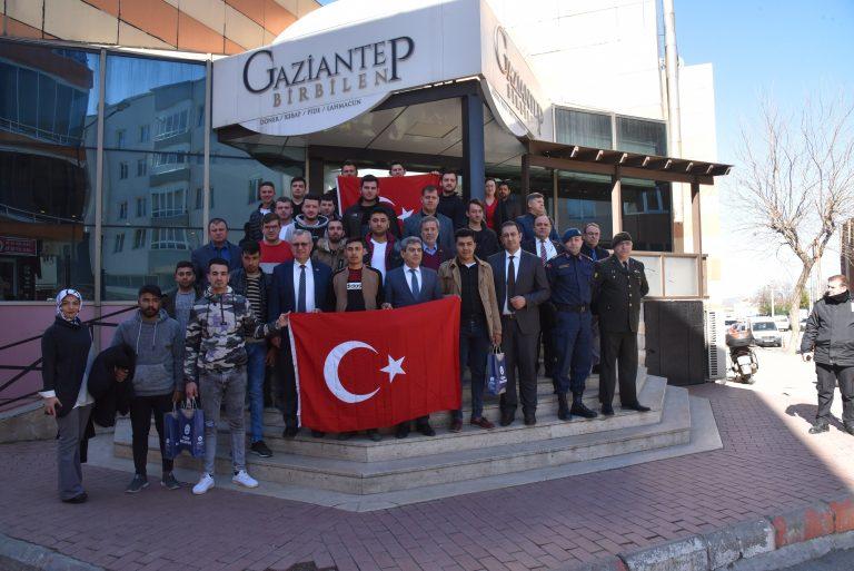 Keşan Belediye Başkanı Mustafa Helvacıoğlu'ndan bir ilk daha