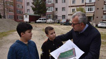 """Helvacıoğlu: """"Çivi Çakalım İstiyoruz Yine Karşımıza CHP Yönetimi Çıkıyor…"""""""