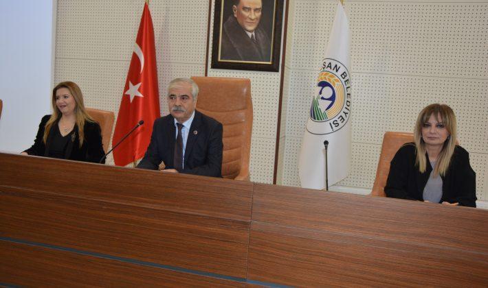Belediye Meclisi Mart Ayı Toplantısı gerçekleştirildi.