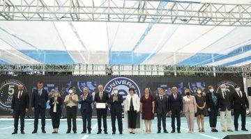 Türkiye'de tam akredite olan ilk üniversite Ege Üniversitesi oldu