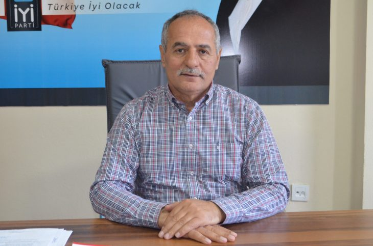 """İYİ Parti Edirne İl Başkanı Ekrem Demir, """"Komedi devam ediyor"""""""